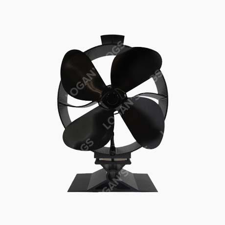 4 Blade Stove Fan