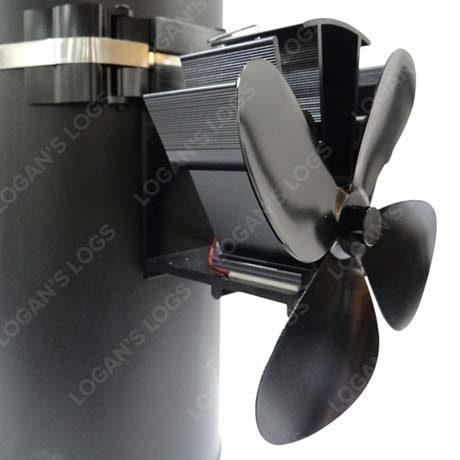 Magnetic Flue Pipe Fan