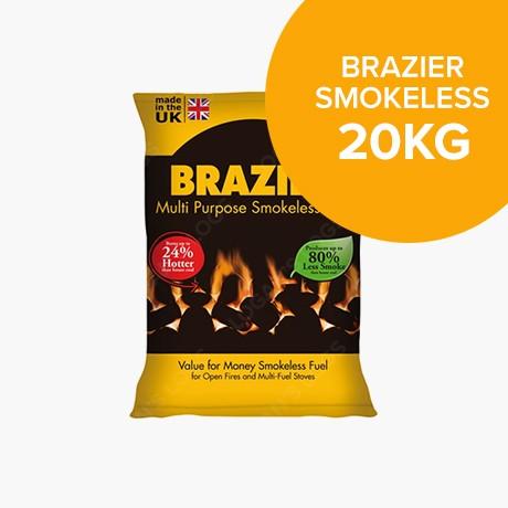 20kg Bags of Brazier Smokeless