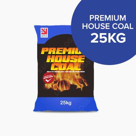 Premium House Coal - 25kg
