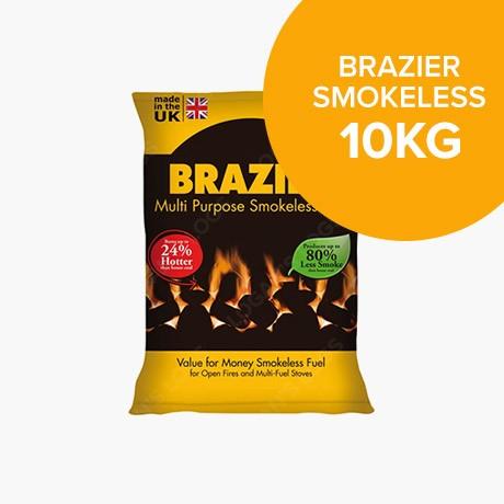 10kg Bags of Brazier Smokeless