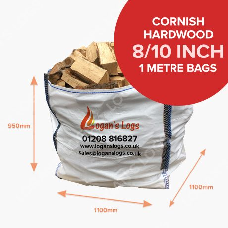 1 Cubic Metre Bags of Kiln Dried Hardwood