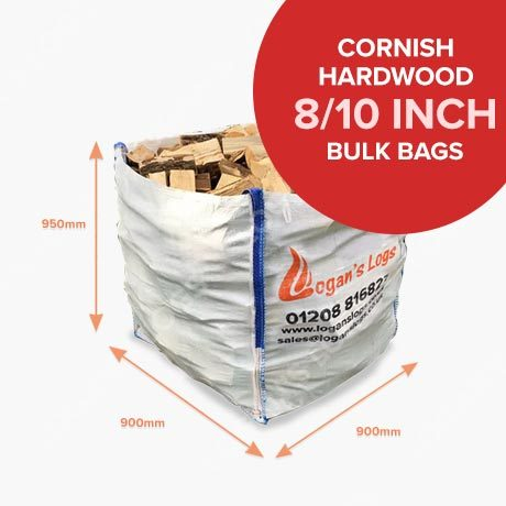 Bulk Bags of Kiln Dried Hardwood