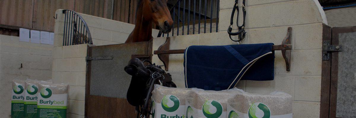 Burlybed – Horse Bedding