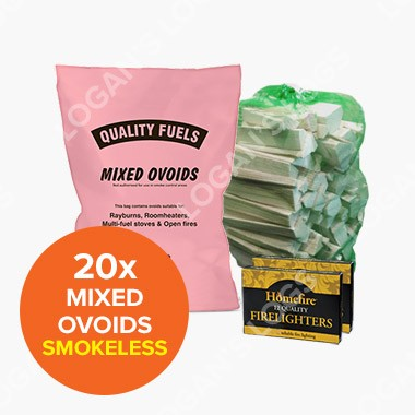 Special Offer - 20x Bags of Mixed Ovoids