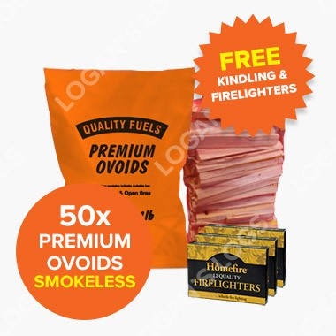 Special Offer - 50 Bags of Premium Ovoids