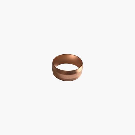 Compression Ring (Olive) 15mm Copper