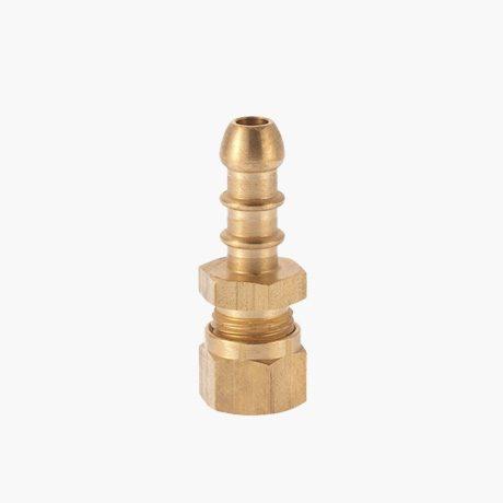 Fulham Gas Hose Nozzle x 5/16 Inch Compression