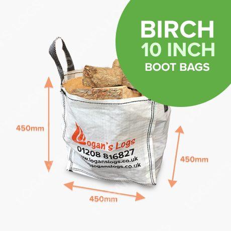 Boot Bags of Kiln Dried BirchBoot Bags of Kiln Dried Birch