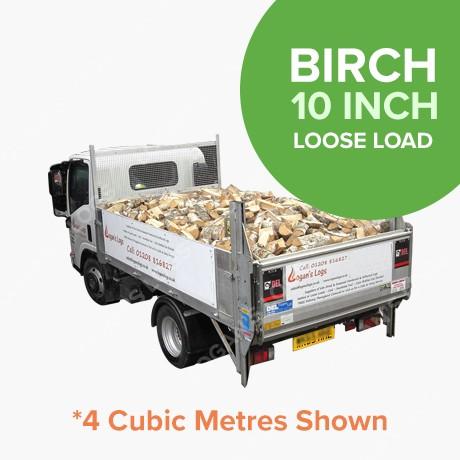 Loose Load - Kiln Dried Birch