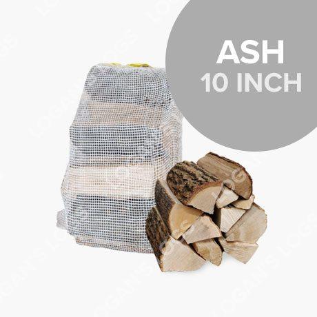 Kiln Dried Ash Hardwood in Nets