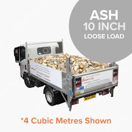 Loose Load - Kiln Dried Ash