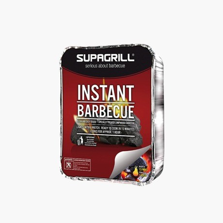 Supagrill - Instant BBQ Tray - Single