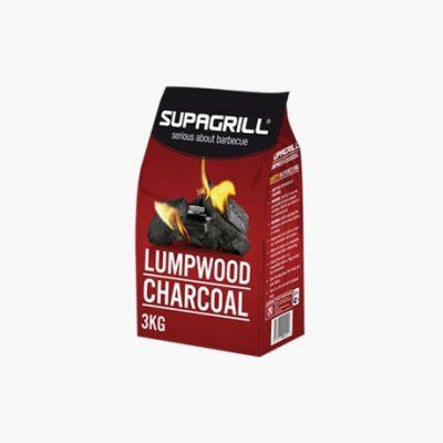 3kg Bags of Lumpwood Charcoal
