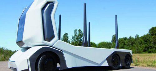 T Log - Electric Vehicle