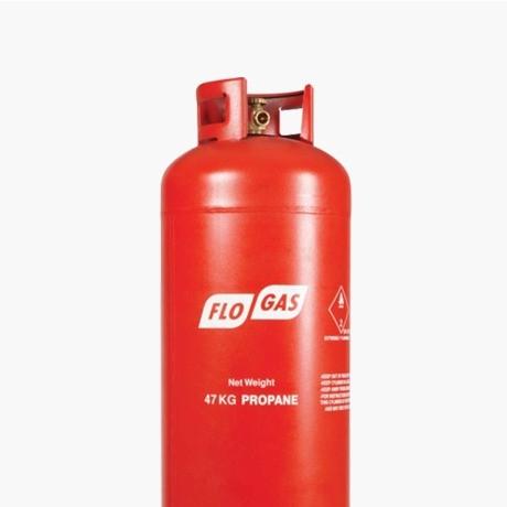 Flogas - 47kg Propane Bottle