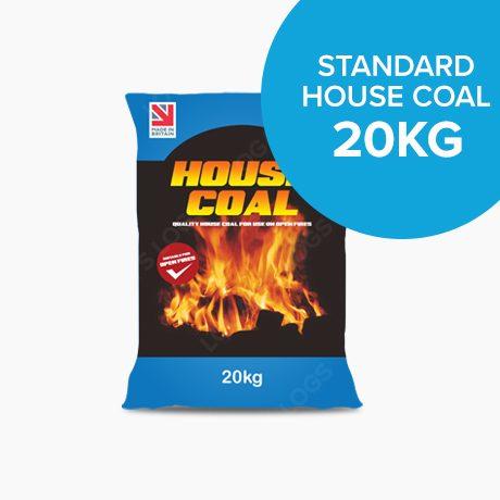 Standard House Coal 20kg