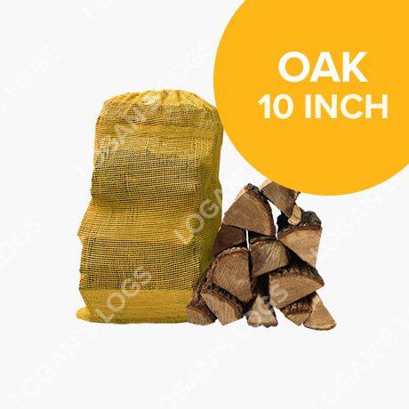 Kiln Dried Oak Hardwood in Nets