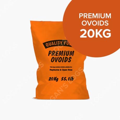 25kg Bags of Premium Ovoids