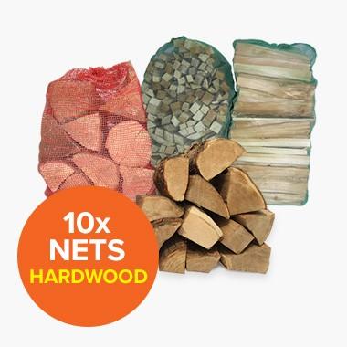 Special Offer: 10x Cornish Hardwood