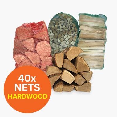Special Offer: 40x Cornish Hardwood