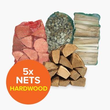 Special Offer: 5x Cornish Hardwood