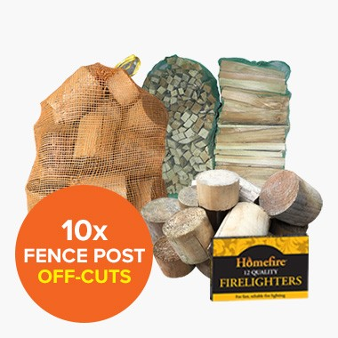 Special Offer: 10x Fencepost Off-cuts