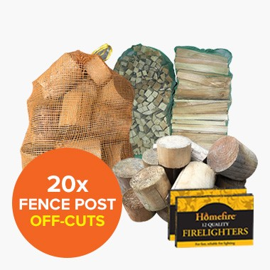 Special Offer: 20x Fencepost Off-cuts