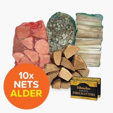 Special Offer: Alder 10x Nets