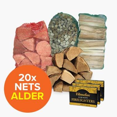 Special Offer: Alder 20x Nets