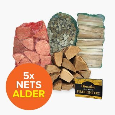 Special Offer: Alder 5x Nets