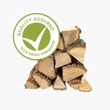 Quality Assured Oak Logs