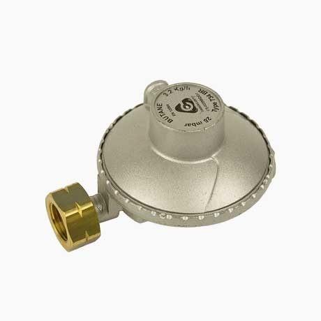 Reca 4KG Low Pressure Butane Gas Regulator