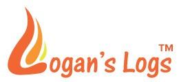 Logans Logs Logo
