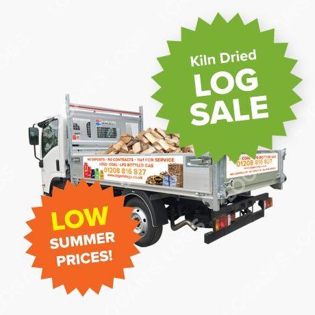 Summer Sale - Kiln Dried Birch Loose Loads