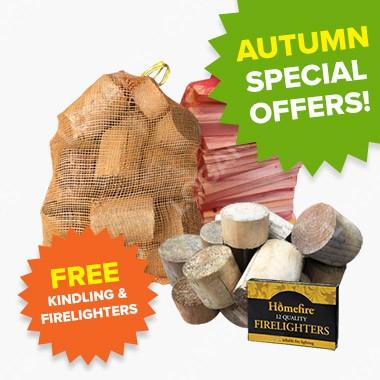 Autumn Offers - Kiln Dried Fence Post Off-cuts