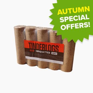Autumn Offers - Tinderlogs