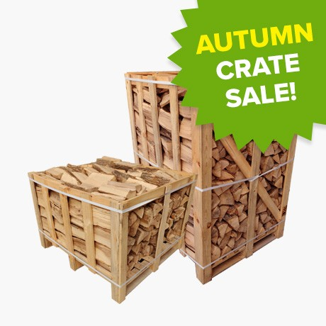 Autumn Crate Sale